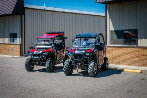 ATV/ UTV Accessories and Repair